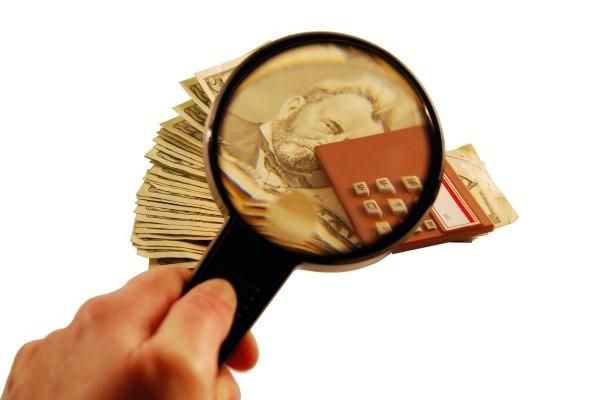 Срочный кредит наличными крупным планом