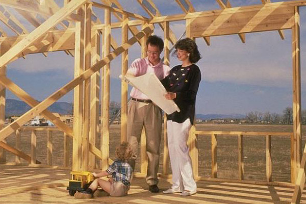 Особенности, которыми обладает ипотека на строительство дома