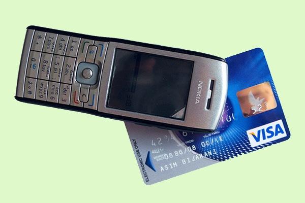 Как пополнить счет кредитной карты