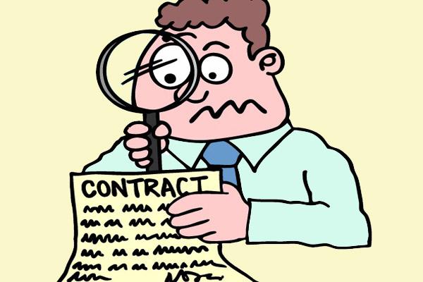 Читаем кредитный договор на покупку машины в долг