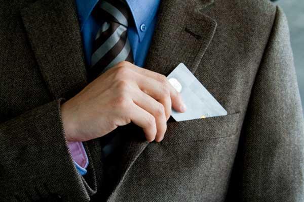 Что собой представляет корпоративная карта банка?