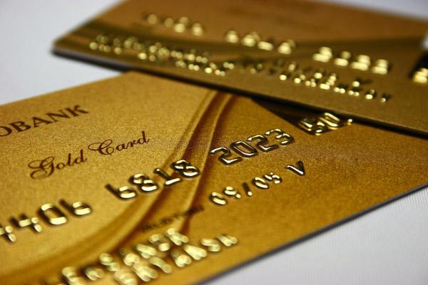 Какие особенности несет в себе золотая кредитная карта?