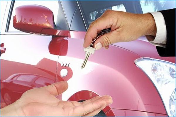 Как происходит оформление кредита на машину?