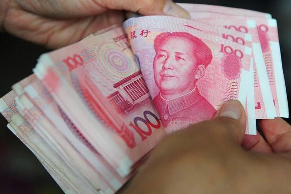 В Китае не хватает денег