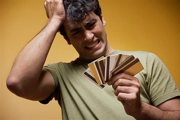 Кредитные карты и ошибки, которые мы совершаем