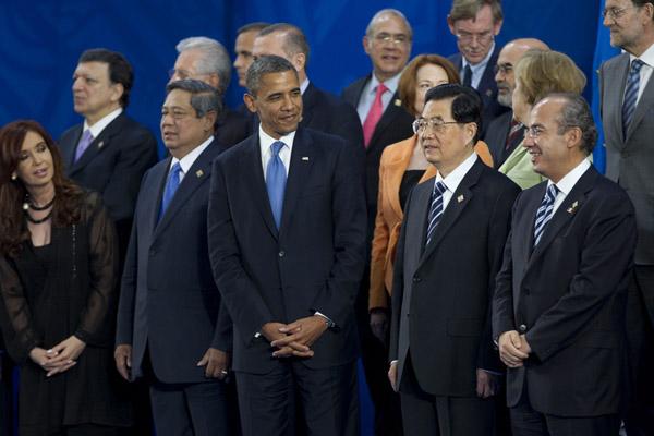 Иена продолжает падать. Но теперь уже с одобрения G-20