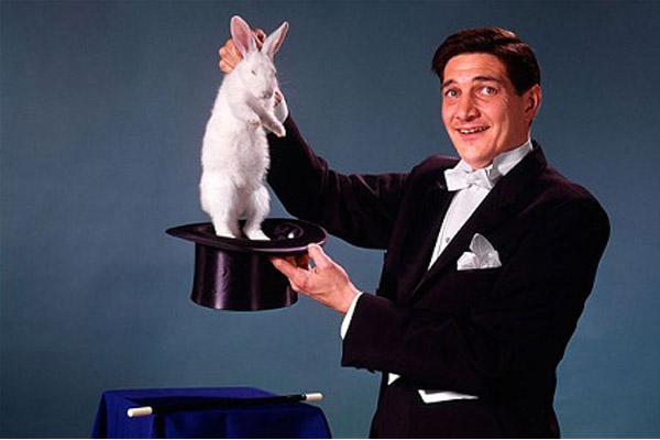 Кролик из шляпы или Как банки превращаются в фокусников