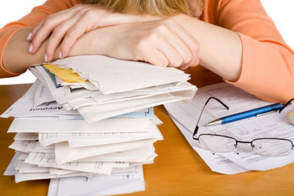 Первый шаг к бюджетированию – наводим порядок… в бумагах