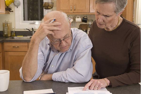 У британских пенсионеров тоже не все гладко