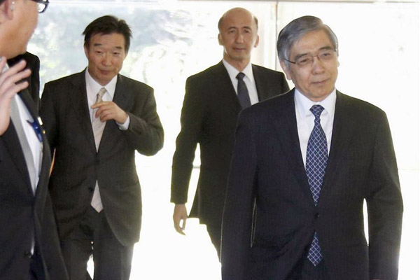 Япония. Курс меняется