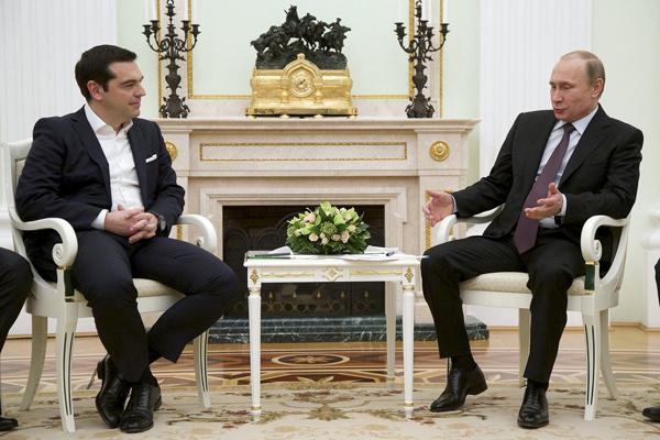 Греция и Россия. Неожиданный ракурс