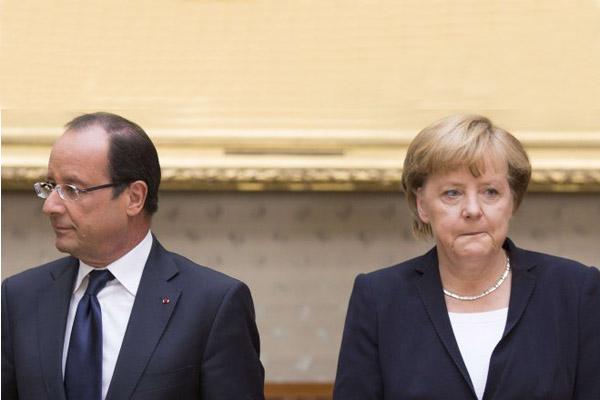 Франция против Германии. Пока выборы не разлучат нас Ч.2