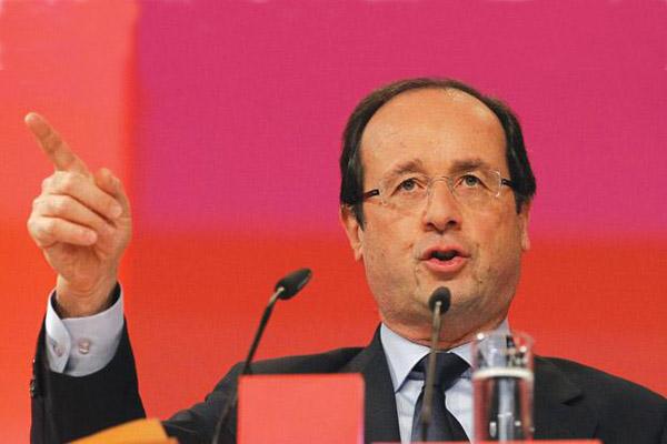 Французские социалисты пытаются диктовать правила