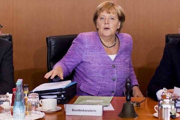 Политика Германии на пути к изменению? Ч.1