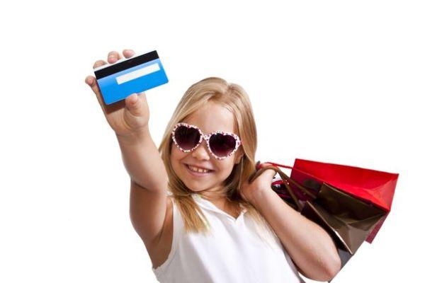 О детской банковской карте