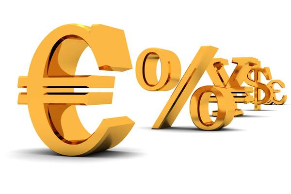 Курс обмена валют в испании полшага