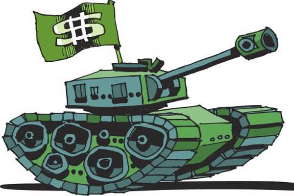 Доллар США получил еще один удар. Возможно, не последний