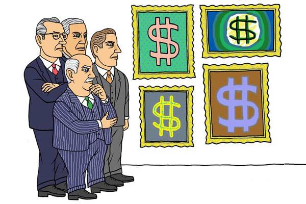 Инвестиции в искусство продолжают увеличиваться
