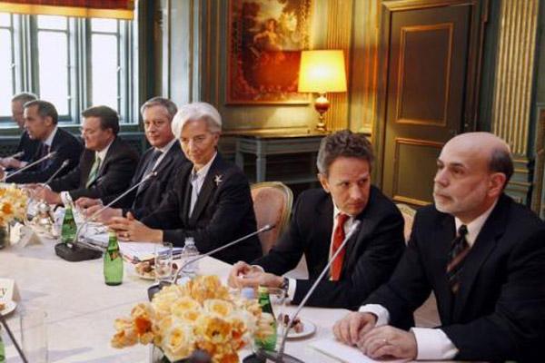 Большая «семерка» обсуждала Японию и кризис