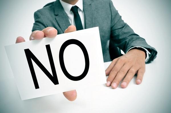 Как правильно отказаться от выплаты кредита?