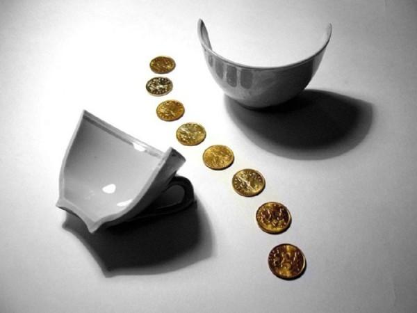 Раздел долгов при разводе: как быть бывшим супругам?