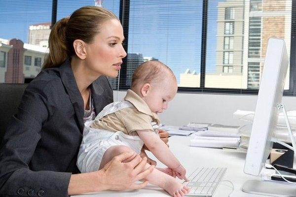 Как получить кредит молодой маме?