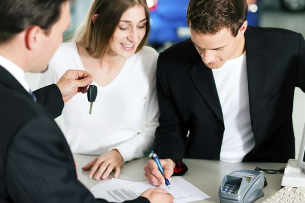 Где оформить кредит на покупку машины?