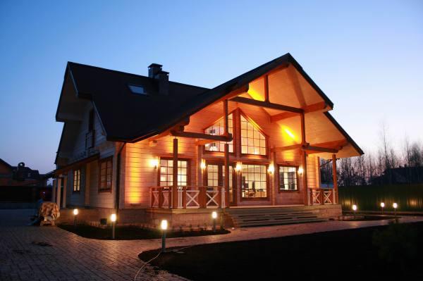 Своё жильё: как получить ипотеку на деревянный дом
