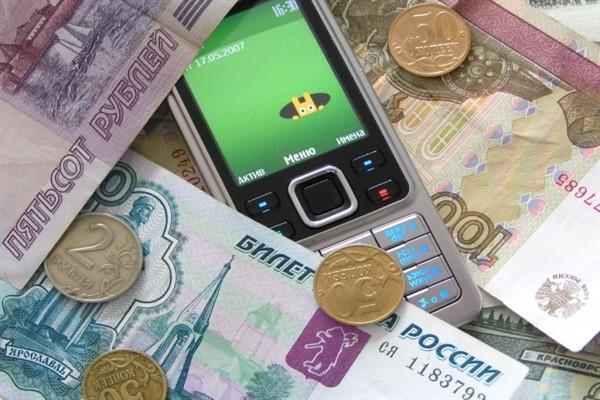 Кредит для пополнения счета на мобильном