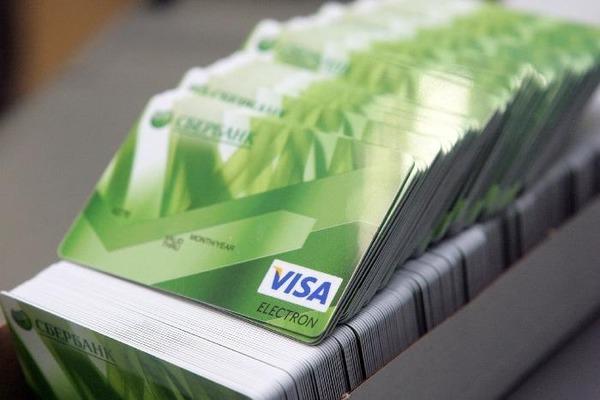 Моментальные карты с кредитным лимитом от Сбербанка