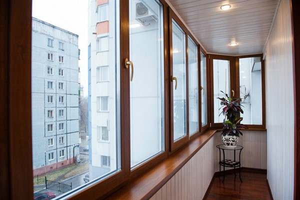 Кредит на ремонт: отепление и остекление балкона