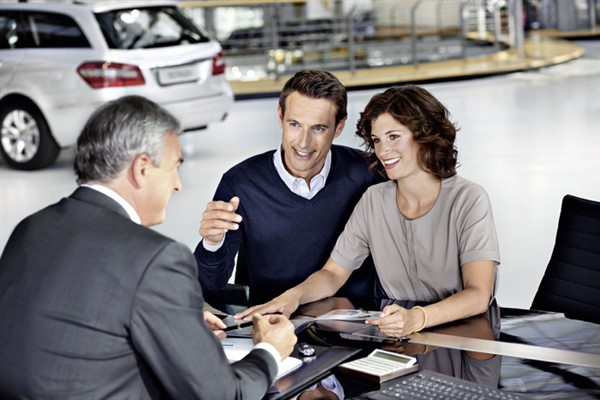 Варианты покупки машины в кредит