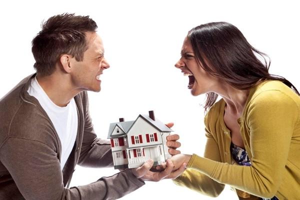 Варианты раздела ипотечного объекта при разводе