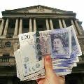 Британские финансовые компании терпят убытки