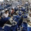 В Китае сокращается фабричное производство