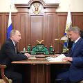 Греф пообещал Путину сделать Сбербанк мировой цифровой компанией