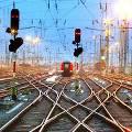 Работники железной дороги в Германии начинают недельную забастовку