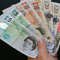 Курс фунта подскочил до девятимесячного максимума