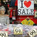 Темпы падения инфляции в Великобритании превзошли прогнозы