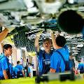 В Китае зарегистрирован рекордный рост промышленного производства