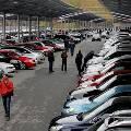 В России сохраняется повышенный спрос на автомобили