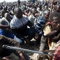 Прибыль Lonmin падает из-за забастовок на платиновых шахтах в ЮАР