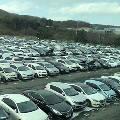Продажи японских автомобилей в Южной Корее резко упали