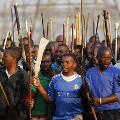 Забастовщики в ЮАР добились повышения зарплат после 5-месячной забастовки